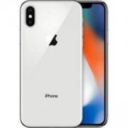 Смартфон Apple iPhone X 256GB Сребрист, MQAG2GH/A