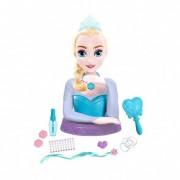 Just Play Frozen Kraina Lodu Deluxe głowa do stylizacji Elsa 32155