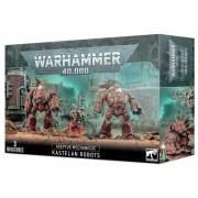 Warhammer 40.000 - Adeptus Mechanicus Kastelan Robots
