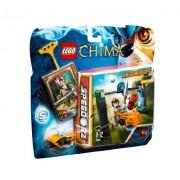 Lego Legends of Chima Chi Waterfall Leonidas Speedorz