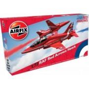Kit constructie Airfix avion RAF Red Arrows Hawk