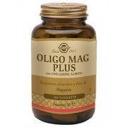 Solgar It. Multinutrient Spa Solgar Oligo Mag Plus Flacone Da 100 Tavolette
