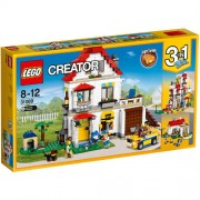 Set de constructie LEGO Creator Vila de Familie
