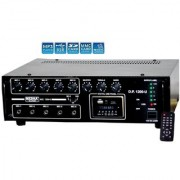 MEDHA PROFESSIONAL 120 WATT P.A. AMPLIFIER WITH DIGITAL MEDIA PLAYER