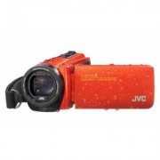 Caméscope JVC EverioR Quad-Proof GZ-R495DEU Orange - Caméscope analogique