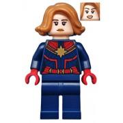 sh555 Minifigurina LEGO Super Heroes-Captain Marvel sh555