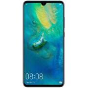 "Telefon Mobil Huawei Mate 20, Procesor Kirin 980, Octa Core, IPS LCD Multitouch 6.53"", 4GB RAM, 128GB Flash, Camera Tripla 12+16+8MP, 4G, Wi-Fi, Dual Sim, Android (Negru) + Cartela SIM Orange PrePay, 6 euro credit, 6 GB internet 4G, 2,000 minute nationale"