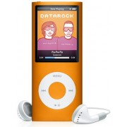 Apple iPod Nano 5th Generation 8GB Orange Refurbished