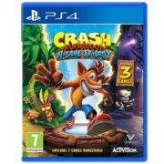 Игра Crash Bandicoot N. Sane Trilogy за Playstation 4