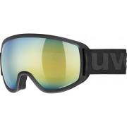 UVEX Topic FM Spheric Black Mat/Mirror Orange 20/21