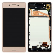 Sony Xperia X Display Assembly - Rose Goud voor Sony Xperia X