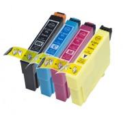 (4pack) EPSON T1816 multipack 18XL - kompatibilné náplne do tlačiarne Epson
