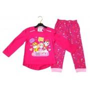Pijama roz Patrula Catelusilor 3-6ani