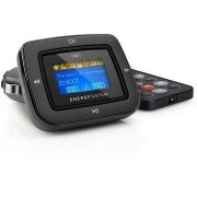Energy Sistem Car Transmitter 1100 Dark Iron
