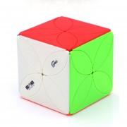Cubo Mágico Patrón De árbol De Cuatro Hojas QiYi Mofangge - Base Vistoso