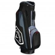 Bolsa de Golf Callaway Chev Cart Black/Titanium/White Cart Bag