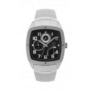 Pánské vodoodolené hranaté exkluzivní náramkové hodinky J1021.3 - 5ATM