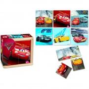 Puzzle in cutie 6 poze - Cars 3