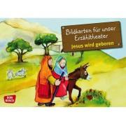 Don Bosco Bildkarten: Jesus wird geboren