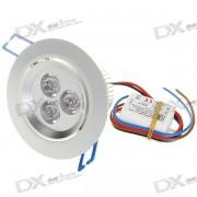 Modulo De Luz LED Blanca De 3 * 1W 3W De 180 Lumen Con Controlador De Corriente Constante (100V ~ 240V AC)
