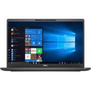 Laptop Dell Latitude 7400 Intel Core (8th Gen) i5-8265U 256GB SSD 8GB FullHD Win10 Pro Tast. il. FPR Black