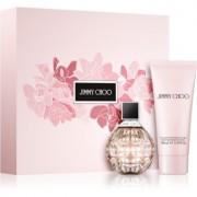 Jimmy Choo For Women lote de regalo VIII. eau de parfum 60 ml + leche corporal 100 ml