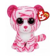 Jucarie Plus 24 cm Beanie Boos Asia white tiger TY