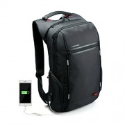 "Backpack, Kingsons 15.6"", Black (KS3140W)"
