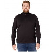 Tommy Bahama Martinique 12 Zip Sweater Black