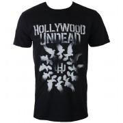 tričko pánské HOLLYWOOD UNDEAD - DOVE GRENADE SPIRAL - PLASTIC HEAD - PH10695