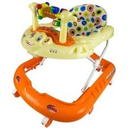 Abasr Panda Creation Musical Activity Walker Ducky (Orange)