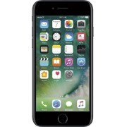 "Telefon Mobil Apple iPhone 7, Procesor Quad-Core, LED-backlit IPS LCD Capacitive touchscreen 4.7"", 2GB RAM, 128GB Flash, 12MP, Wi-Fi, 4G, iOS (Negru) + Cartela SIM Orange PrePay, 6 euro credit, 4 GB internet 4G, 2,000 minute nationale si internationale fi"