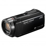 JVC GZ-RX601BEU Quad Proof Câmara de Vídeo Full HD Preta