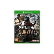 Jogo Metal Gear Survive Xbox One