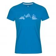 ZAJO | Bormio T-shirt Ibiza Blue Mountains XXL