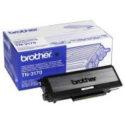 0 Brother TN3170 BK svart Lasertoner, Original