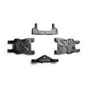 Carisma Automobile 14101 M40S Rear Suspension Arms, Pair