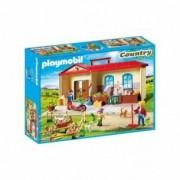 Playmobil Country - playset fattoria portatile