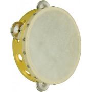"Rhythm Band School Children Kids Musical Instrument Plastic Rim 7"" Tambourine"