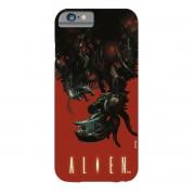 Husă protecţie mobil Alien - iPhone 6 Plus Xenomorph Upside-Down - GS80174