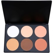BHcosmetics Contour & Blush paleta para contornos faciales 02 78 g