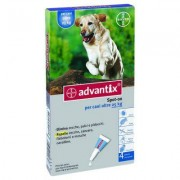 BAYER SpA Advantix® Spot-On Per Cani Oltre 25kg [Cani] (103627055)