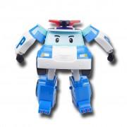 Silverlit Transforming Toy Robocar Poli Poli Blue SL83171