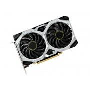 Видеокарта MSI GeForce GTX 1660 Ti 1770Mhz PCI-E 3.0 6144Mb 12000Mhz 192 bit 3xDP HDMI GTX 1660 Ti VENTUS XS 6G