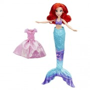 Papusa Hasbro Printesa Ariel Surprise Splash