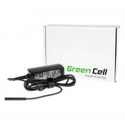 Carregador Green Cell para Microsoft Surface Pro 3, Pro 4 - 36W