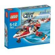 Lego City 7903 Rescue Helicopter