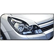 Paupiere de phare OPEL ASTRA H ABS