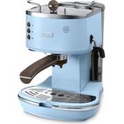 Espressor Delonghi Icona Vintage ECOV 311.AZ, 1100 W, 15 bari, 1.4 l (Albastru)