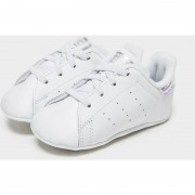 Adidas Originals Stan Smith Crib Infant, Bianco